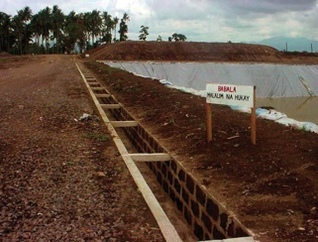 Conventional Sanitary Landfill and MRF